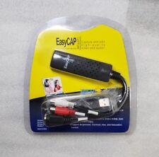 EasyCAP Clé d'acquisition vidéo-audio Carte USB 2.0 PAL et SECAM NEUF
