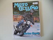MOTOCICLISMO D'EPOCA 12/2013 MI-VAL CROSS 250 400/BMW R 47 500/GILERA 150 5V/DKW