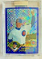 Shawn Estes 2003 Topps Chrome Silver Refractors Chicago Cubs Baseball Card #389