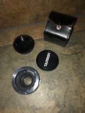 Tamron MC Tele Converter Lens 2X for Olympus OM
