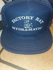 General Motors Factory Rat Snap Back Hat