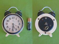 Horloge - Ancien réveil matin mécanique JUNGHANS (A réparer) - Années +/- 1950