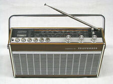 TELEFUNKEN Bajazzo TS 301 TS301 Transistorradio Kofferradio Teak