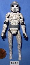 "Star Wars 2010 ARF TROOPER JUNGLE CAMO 3.75"" figure #2"
