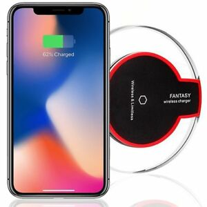 Wireless Charging Charger Pad for iPhone 8 11 PRO X XS XR Huawei Galaxy OnePlus