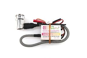 Rcexl CDI Electronic Single Ignition for NGK-BPMR6F-14mm 90 Degree with Sensor