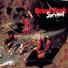 CD MUSICALE NUOVO/scatola originale-Grand Funk Railroad-Survival