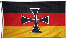 Bandiera Deutsches Reich Impero Militare ministro 1919-1933 bandiera hissflagge 90x150cm