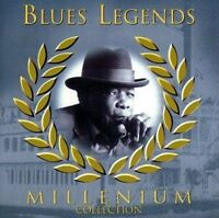 Blues Legends Champion Jack Dupree, Charlie Patton, John Lee Hooker, Le.. [2 CD]