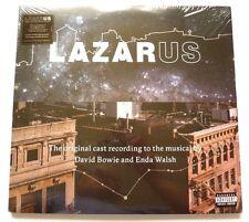 David Bowie y etapa Cast-Lázaro 180G UE Triple Gatefold LP de vinilo