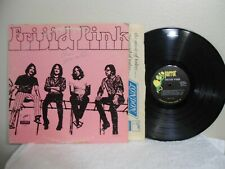 Frijid Pink LP Self Titled 1970 Psych Rock Fuzz Orig!! House Of The Rising Sun