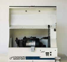 SPEX 8000M Mixer Mill Grinder Pulverizer Shaker SamplePrep + Stainless Steel Jar