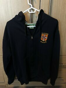 DISCONTINUED Genuine Cambridge University Hoodie by Ryder and Amies