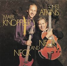 Chet Atkins & Mark Knopfler: Neck And Neck - CD (1990)