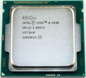 Intel Core i5-4590 SR1QJ 3.3GHz QUAD(4) CORE CPU Processor Tested