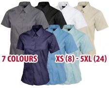Uneek Polycotton Tops & Shirts for Women