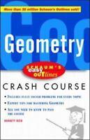 Schaum's Easy Outline of Geometry Paperback Barnett Rich
