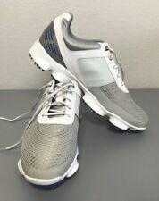 FootJoy FJ Men's Size 11.5M Hyperflex 2.0 Grey White Golf Shoes 51022
