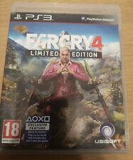 Playstation PS3 Far Cry 4 Limited Edition Game