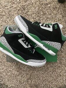 Nike Air Jordan Pine Green 3 Retro Mens CT8532-030  SIZE 12 BRAND NEW
