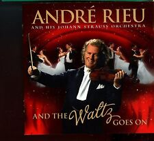 Andre Rieu / And The Waltz Goes On (CD + DVD) - 2CD - MINT