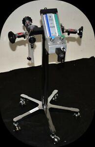 Belmed PC7 Dental Nitrous N2O Flowmeter REFURBISHED w/ 1 YEAR WARRANTY