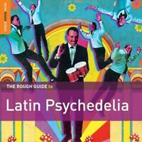 Various Artists : The Rough Guide to Latin Psychedelia CD 2 discs (2013)