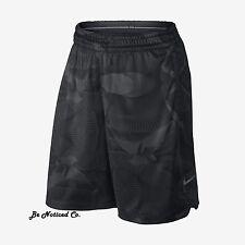 Nike Kobe Mambula Elite Men's Basketball Shorts S Black Gray Gym Casual New