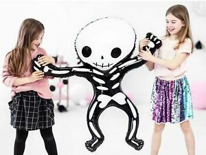Giant Skeleton Balloon - Large Halloween Balloons - Halloween Party Decorations