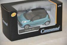 Cararama CARAR32743 - CITROEN C1 BLEUE 1/43