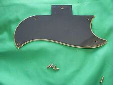 1974 Gibson 4 ply SG Pickguard with Original Mount Screws USA