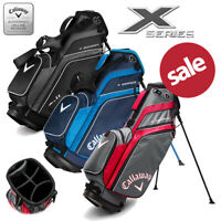 Callaway X Series 6-WAY Golf Stand/Carry Bag - NEW! 2020 **REDUCED!**
