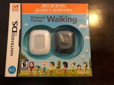*NEW* *SEALED* Personal Trainer: Walking w/ Pedometer (Nintendo DS 2009) 3DS 2DS