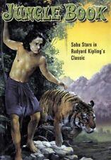 Jungle Book (1942) Sabu, Joseph Calleia, Patricia O'Rourke, Rosemary DeCamp