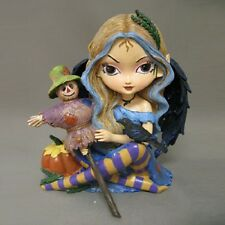 Jasmine Becket Griffith Too Cute To Be Scary Fairy Figurine Bewitching Tales