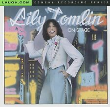 LILY TOMLIN - ON STAGE - NEW CD