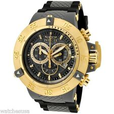 Invicta Men's 0930 Anatomic Subaqua Collection Chronograph Rubber Band Watch