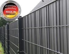 Premium Sichtschutz 1A Qualität aus Deutschland für Doppelstabmatte 7016