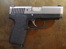 Black Scorpion Peel-and-Stick Grip Enhancements for the Kahr CW9, CW40, P9, P40