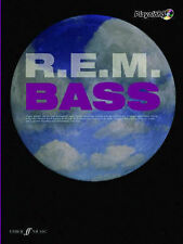 R.E.M  Authentic Bass Playalong by Faber Music Ltd (Paperback, 2007)
