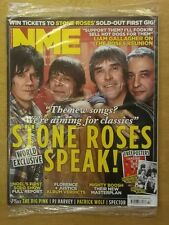 NME OCTOBER 29 2011 STONE ROSES LIAM GALLAGHER FLORENCE AND THE MACHINE JUSTICE