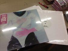 Unknown Mortal Orchestra Sex & Food PINK VINYL LP & Bonus SB-03/04 Record & MP3!