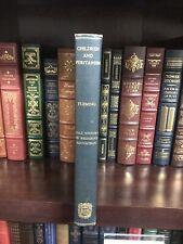 1933 CHILDREN AND PURITANISM Fleming YALE University Press