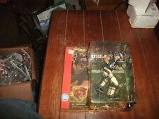 McFarlane SportsPicks 2001 NFL series 2  Brian Urlacher  Bears dirty uniform new