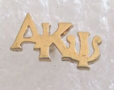 Vintage Alpha Kappa Psi ΑΚΨ Business Fraternity Greek Letter Pin or Tie Tack