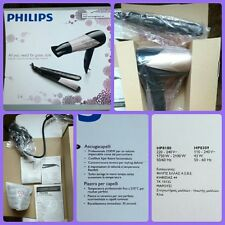 Set asciuga capelli + piastra Philips