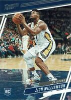 NBA Panini Trading Chronicles 2019/2020 Rookie Card No. 60 Zion Williamson