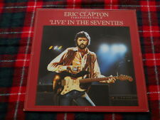 Eric Clapton Live in the Seventies Timepieces Vol. II - LP (Ex+)