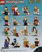 LEGO Minifigures 71028 HARRY POTTER Series 2 Full Set Of 16 Figures PRE ORDER