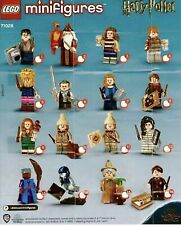 LEGO Minifigures 71028 HARRY POTTER Series 2 Full Set Of 16 Figures PRE ORDER